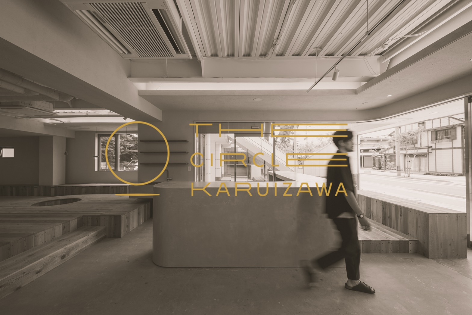 長野県軽井沢町のシェアオフィス「THE CIRCLE KARUIZAWA」vol.4